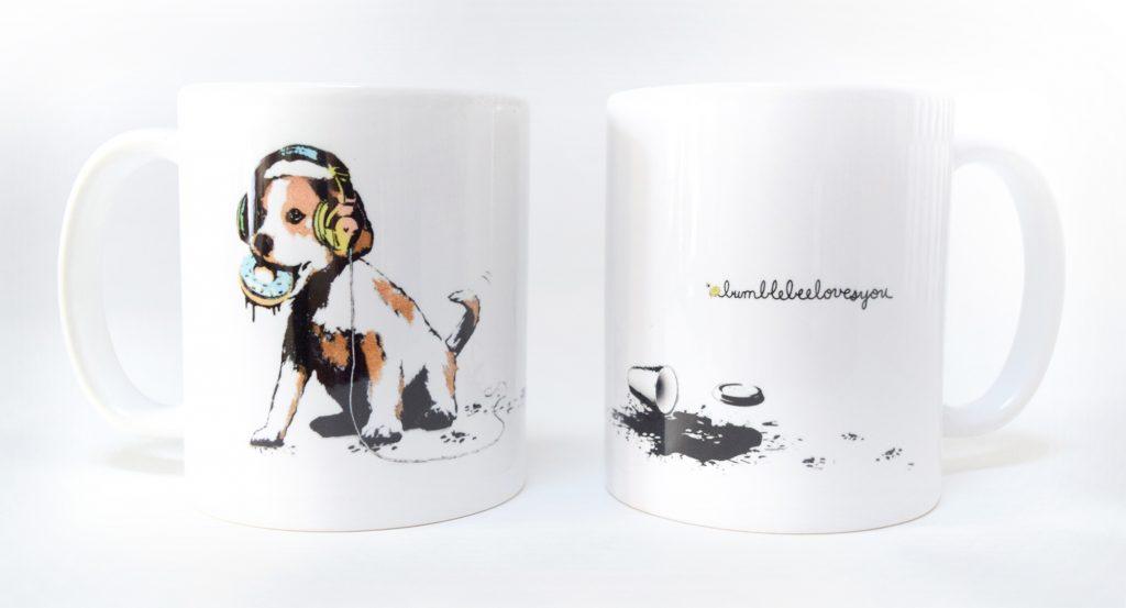 bumblebeelovesyou, national coffee day, coffee mug