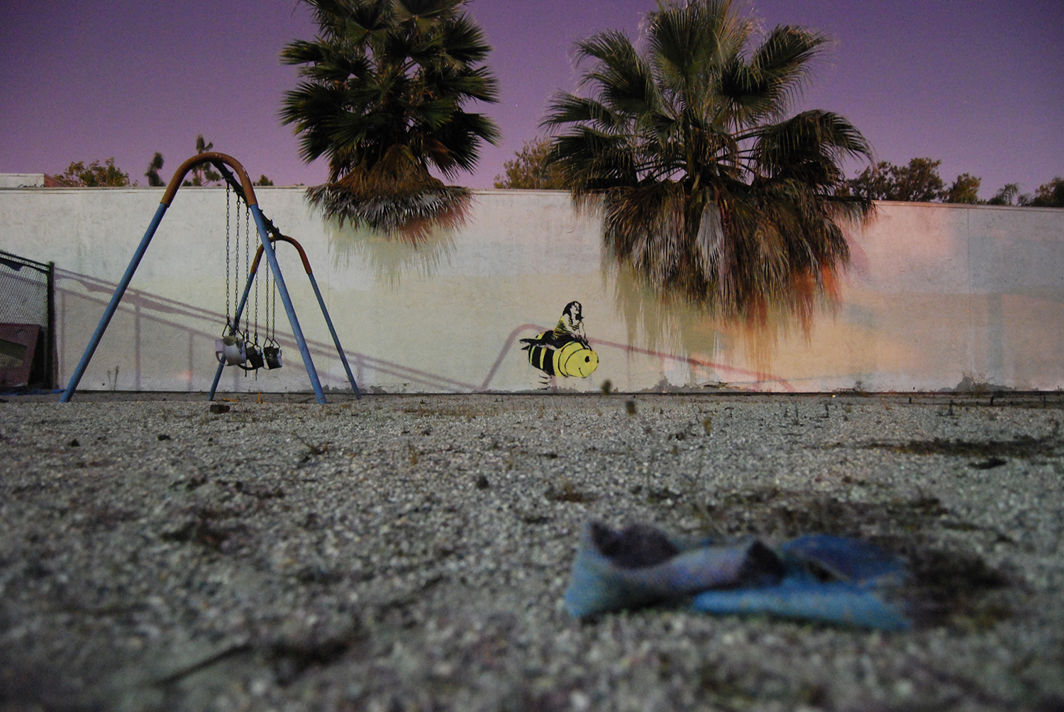 Abandoned Playground, Downey, CA 2009 - Bumblebeelovesyou
